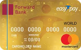 Кредитная карта EasyPay